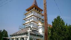 Közületi kivitelezések, templomfelújítás