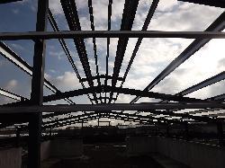 Acélszerkezet gyártás, acélállítás, acélszerelés,acél összeállítás
