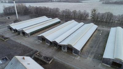 Zalabér - Húsmarha istállók átalakítása, korszerűsítése